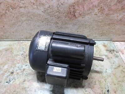 2005 Ex-cell-o Cnc Vertical Mill Induction Motor J2611 Cnc