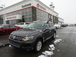 2013 Volkswagen Touareg HIGHLINE!! ACCIDENT FREE!!!