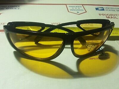 Retro Vintage Blue-Blocker Computer and Video Game Glasses Yellow (Video Game Glasses)
