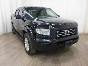 2006 Honda Ridgeline EX-L Sunroof Leather Remote Start