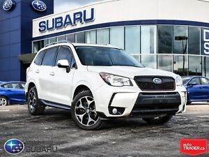 2014 Subaru Forester 2.0XT Limited at