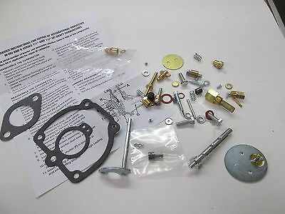 International Farmall 300 350 Tractor Complete Carburetor Kit Fits 361525r91