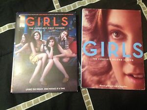 Girls seasons 1,2