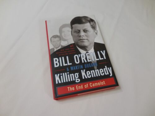 Killing Kennedy The End of Camelot 2012 Hardcover O'Reilly Jackie Cuba Castro I
