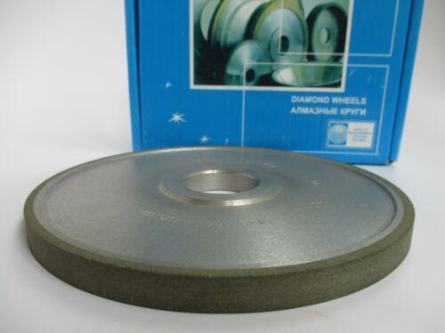 "6 inch 150x10mm. Hole 1.259"". Type 1A1 Straight Diamond Grinding Wheel Carbide"