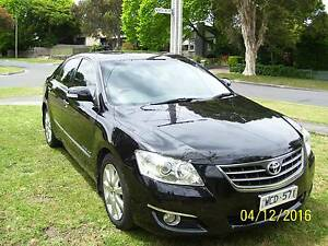 2007 Toyota Aurion Sedan Kilsyth Yarra Ranges Preview