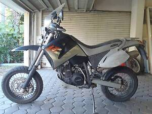 KTM 640 MOTARD/TRAIL Cooktown Cook Area Preview