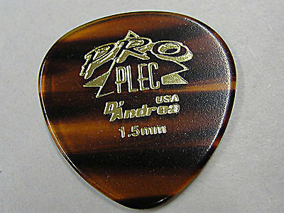 Dandrea Pro Plec 385 Large Rounded Mandolin Picks Made In The Usa 12 Picks