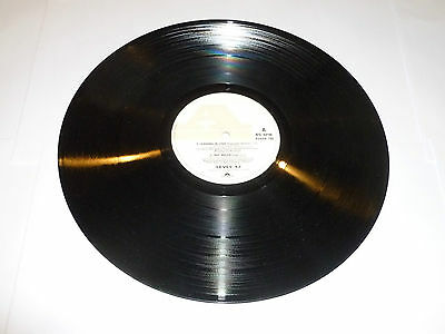 """LEVEL 42 - Lessons In Love - 1986 UK limited edition 3-track vinyl 12"""""""