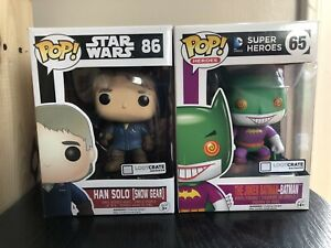 POP! Vinyl Figure the Joker and Han Solo