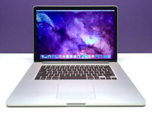 Apple MacBook Pro 15 RETINA i7 TURBO 3.2ghz / 16GB RAM 256GB SSD / OSX-2019