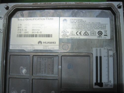 Huawei ATN 905A-D   Router AA922