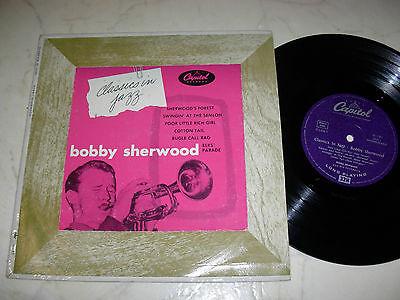 "10"" BOBBY SHERWOOD Classics in Jazz *CAPITOL LABEL*"