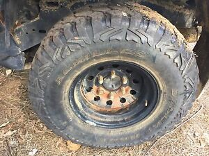 """4 x 15"""" mud tyres 32/11.5/15 Midland Swan Area Preview"""