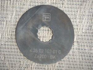 Fein SuperCut Saw Blade 63502103010 80mm