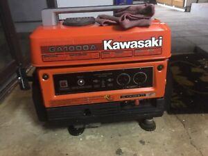 kawasaki generator manual ebook
