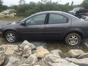 2003 dodge neon good shape only 81,000 km