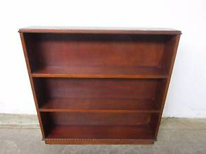 C49086 Lovely Small Vintage ART DECO Bookshelf Mount Barker Mount Barker Area Preview