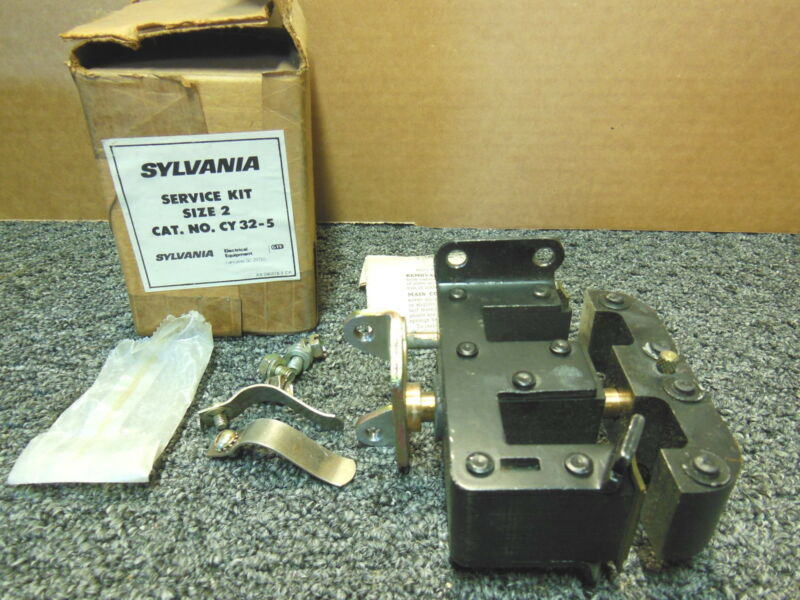 Sylvania service kit Size 2 Cat. No. CY32-5 contactor