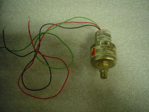 Data Instruments Datamate 9303001 Pressure Transmitter  -  60 day warranty