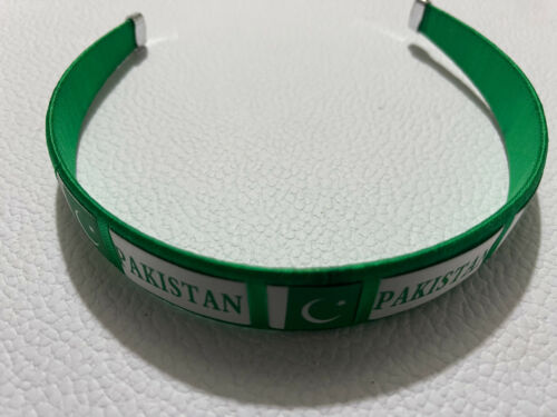 Pakistani Beautiful silicone Hair Band for Kids 14 August Independence day