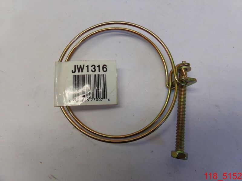 """Qty=20 Jet 3"""" Wire Clamps # Jw1316 For Dust Collection Hose"""