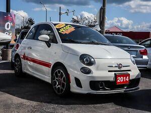 2014 Fiat 500 Sport Turbo
