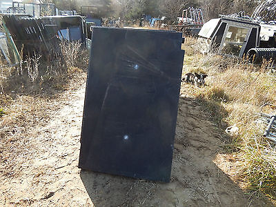 "RV Holding Tank, 36""X57""X6"",  Right Drain, 40 Gal Black/Gray Water, New, #103"