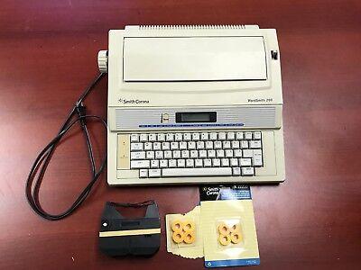 Smith Corona Word Smith 200 Typewriter