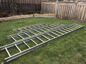 Hoist Ladder without engine for sale