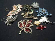 Beautifull old Brooches Palmwoods Maroochydore Area Preview