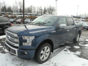 "2016 Ford F-150 4WD SuperCrew 145"" P"