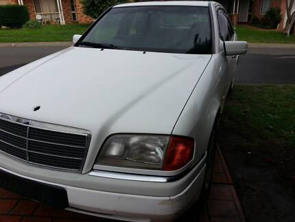 Mercedes Wrecking W202 C200 1996 ELEGANCE Glenwood Blacktown Area Preview