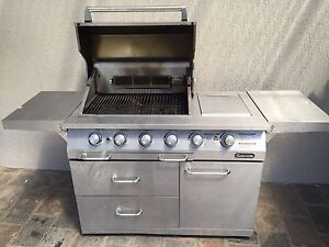 GASMATE PLATINUM 4 BURNER BBQ West Hoxton Liverpool Area Preview