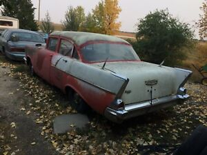 1957 Chev Project or Parts Car