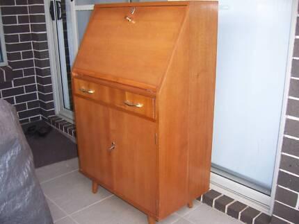 Ikea hemnes bureau desk cupboard cabinet rrp desks gumtree