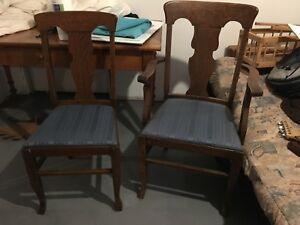 FREE 2 dining chairs