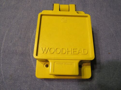 Daniel Woodhead 6700 Watertite Receptacle Cover For FD Box