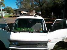 Mazda Campervan fully equipped with RWC Sydney City Inner Sydney Preview