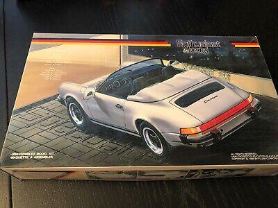 Fujimi 1/24 Porsche 911 Carrera Speedster Car Model Kit # 8026
