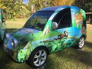 Coconut cars! Eumundi Noosa Area Preview