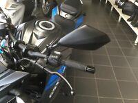 Suzuki DR-Z 400 SM L1 Spiegel Links /& rechts 2011