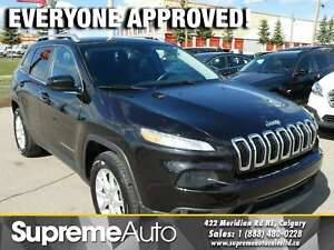 2014 Jeep Cherokee NORTH 4X4/BLUETOOTH