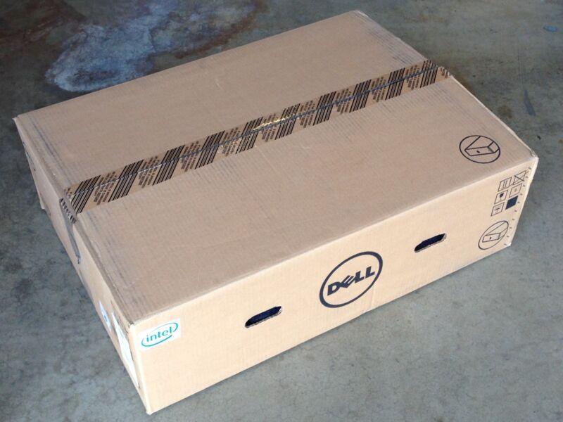 Dell Poweredge R210 Ii No Cpu W/hsink  No Ram No Hd Cto Barebones 1u Rack Server