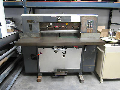 Challenge Paper Cutter 37 Inch Polar Strong