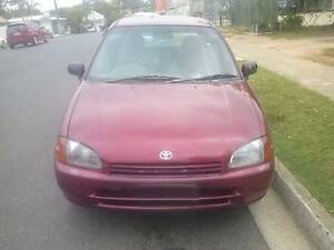 1998 Toyota Starlet Automatic Air Con NEED GONE ASAP Greenslopes Brisbane South West Preview