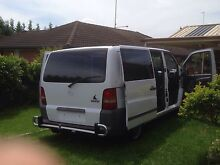 1998 Mercedes-Benz Vito Van/Minivan Bendigo Surrounds Preview