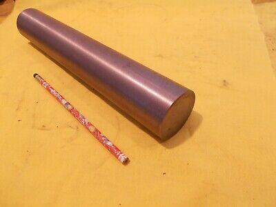 Vasco Ma Tool Steel Rod Machine Mold Die Shop Round Bar Stock 2 Od X 12 Oal