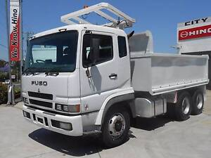 2007 Mitsubishi Fuso FV500 Tipper Bogie 6x4 Old Guildford Fairfield Area Preview