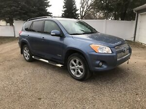 2012 Toyota RAV4 mint!! In Yorkton